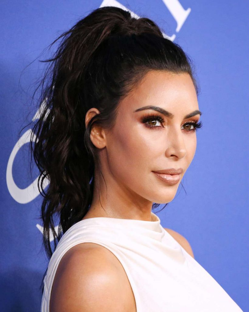 Kim Kardashian Makes a Passionate Appeal About Gun Control Laws