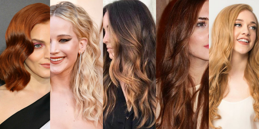 5 Hottest Hair Color Trends For Fall 2018 Runway Pakistan