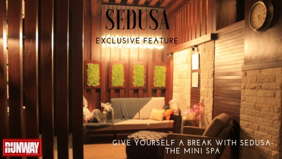 Fabriksnye Sedusa- The Mini Spa: An Experience You Need To Have! - Runway CP-03