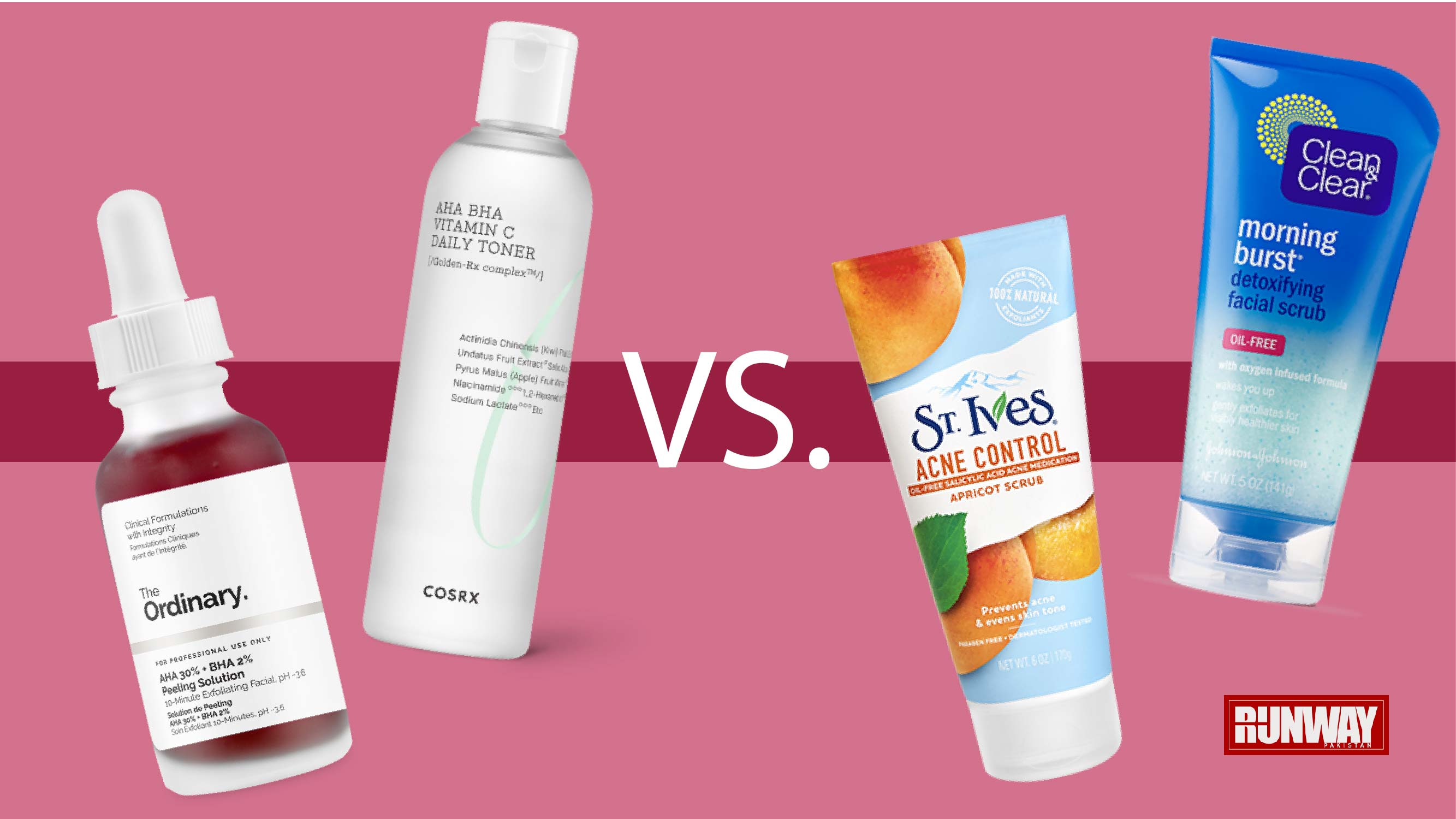 Why You Should Switch To Chemical Exfoliation Runway Pakistan