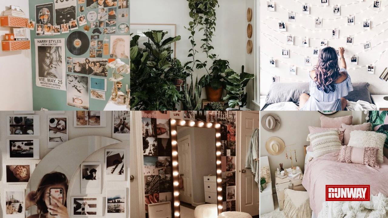 32 Ways To Make Your Room Look Aesthetic   Runway Pakistan