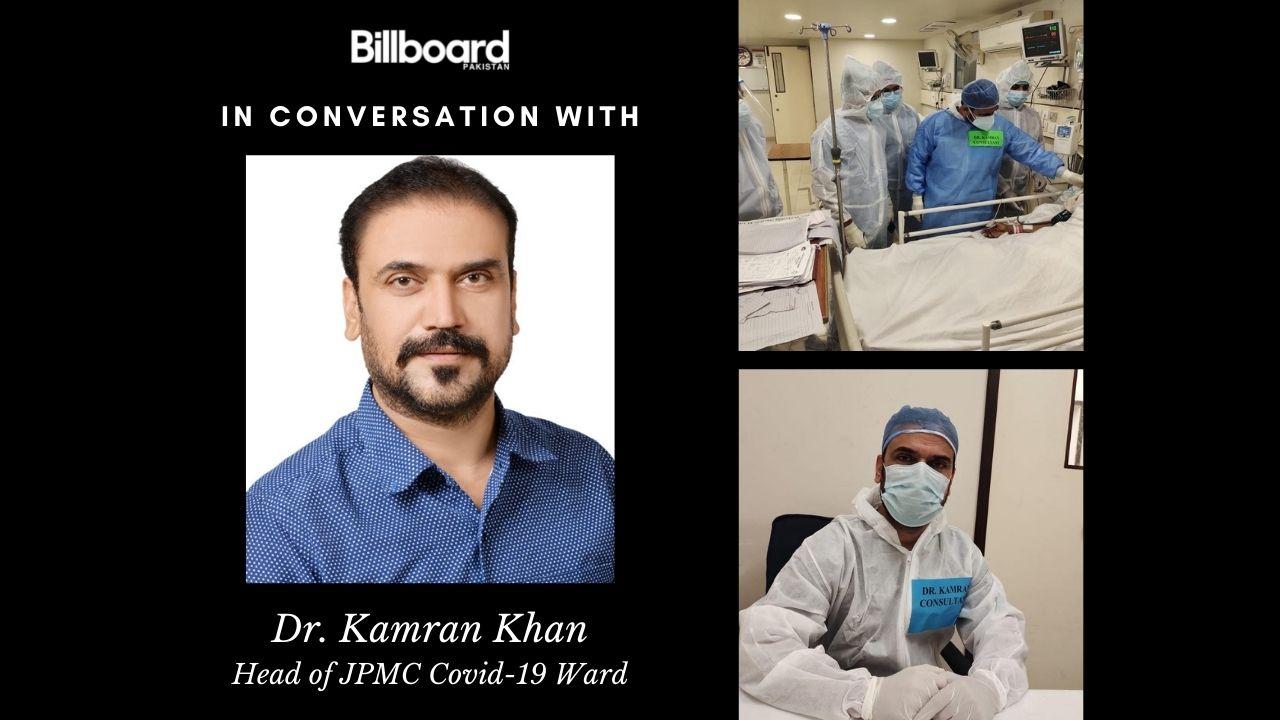 Dr Kamran Khan