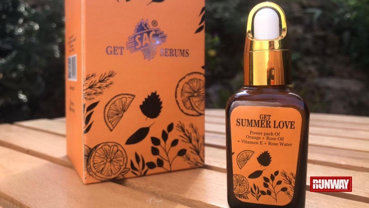 Get Summer Love Face Serum
