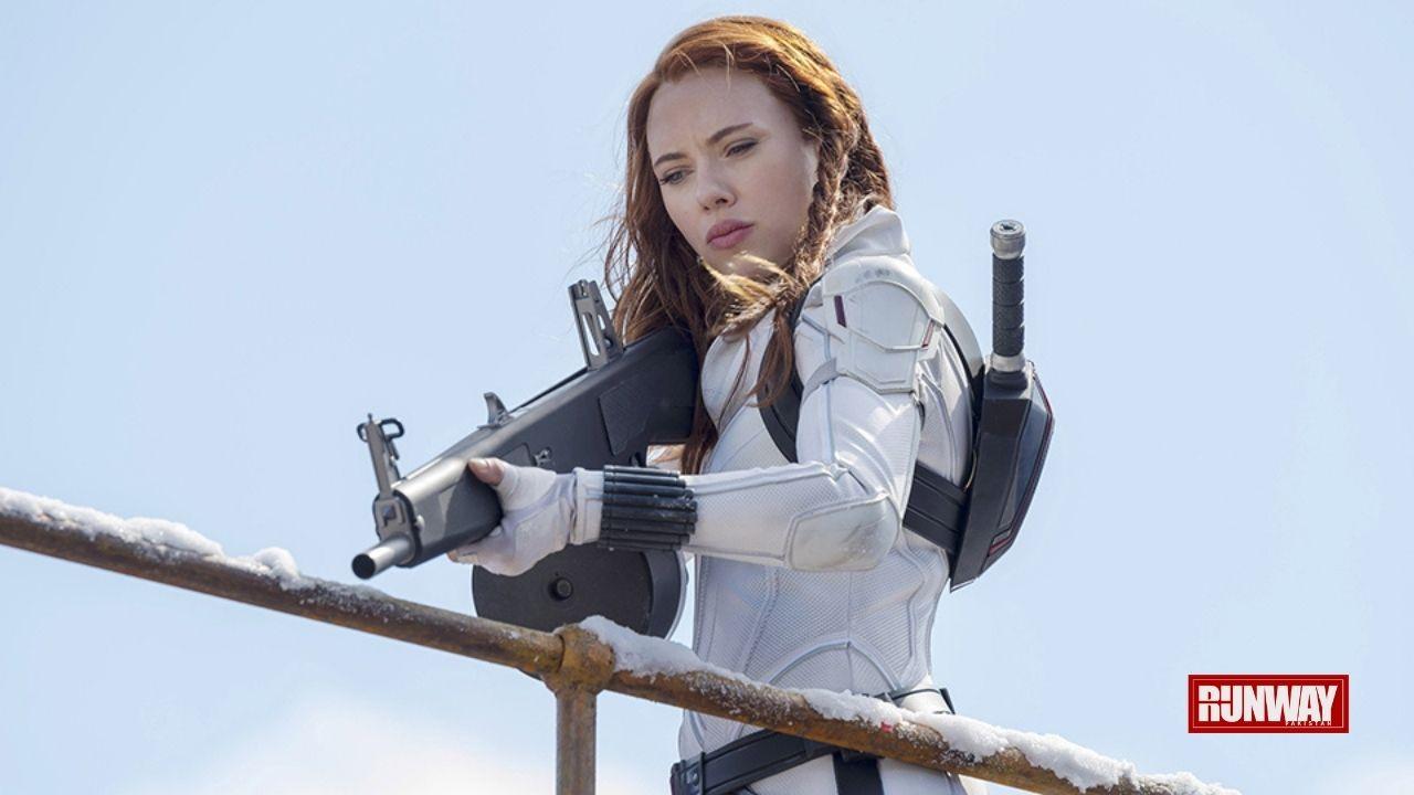 Black Widow Disney Scarlett Johansson