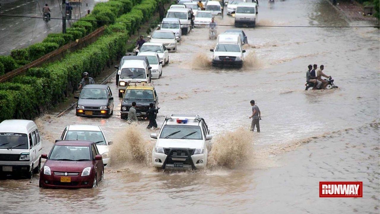 Monsoon Season in Karachi