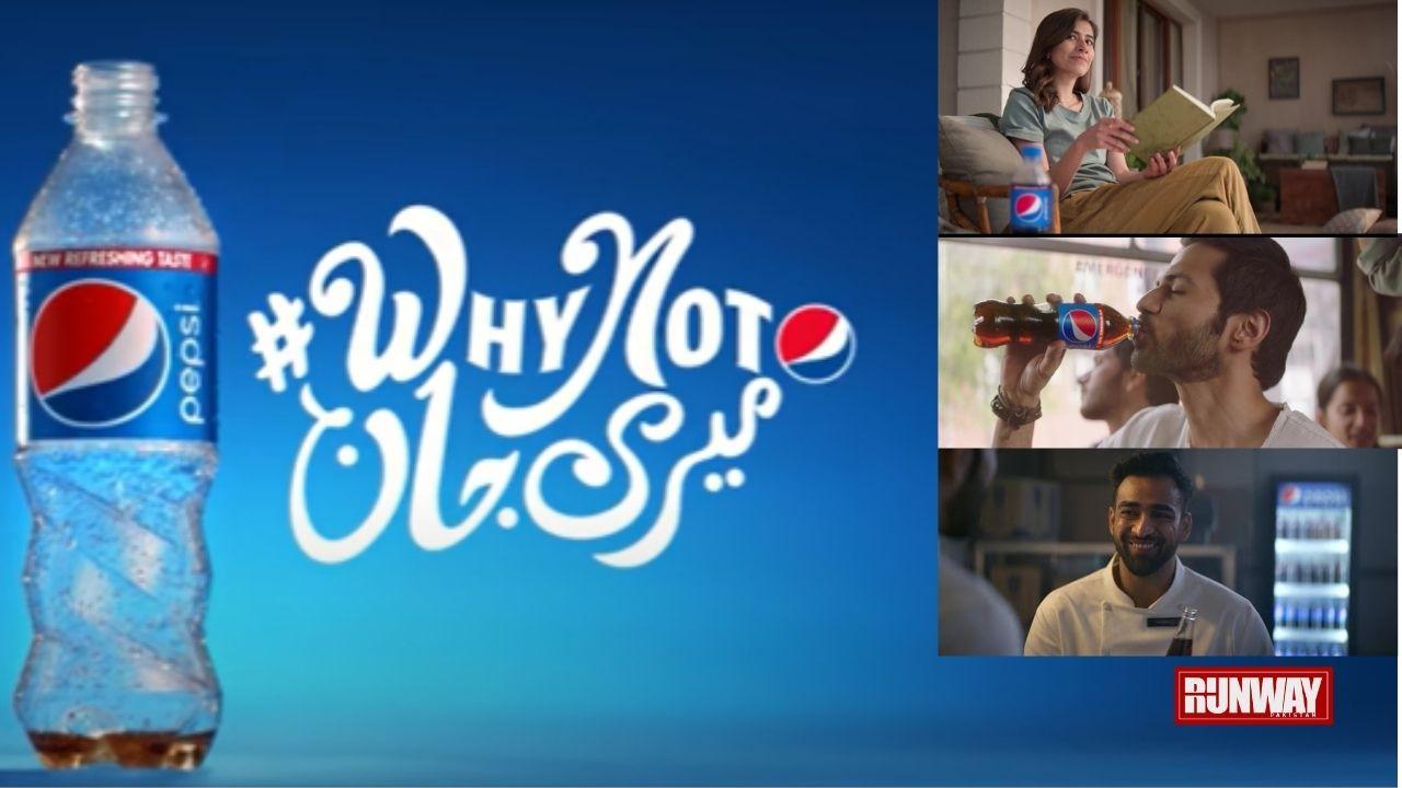 Pepsi's Why not meri jaan