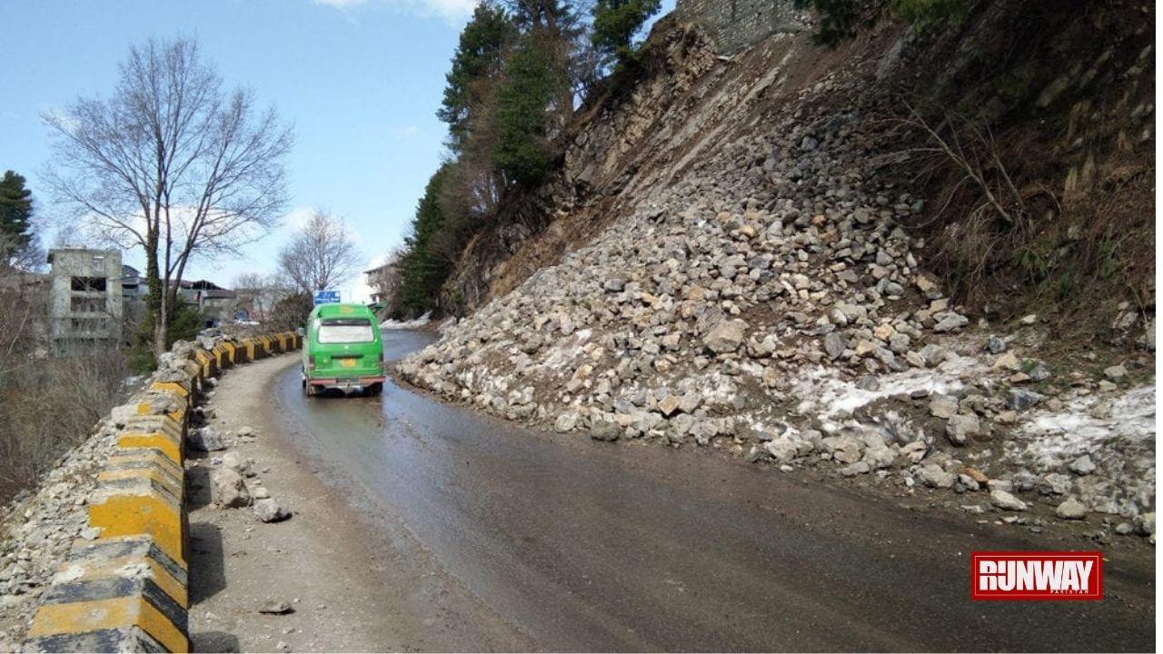 Gilgit-Baltistan landslides